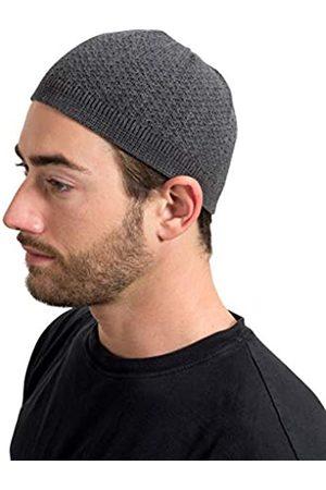 Muslim Bookmark Elastische Einheitsgröße, passend für die meisten hochwertigen Baumwoll-Kufi-Mützen, Skullcap