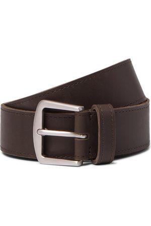 Loro Piana Herren Gürtel - 3.5cm Leather Belt