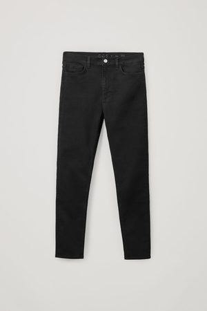 COS Damen Slim - HIGH WAISTED SLIM FIT JEANS