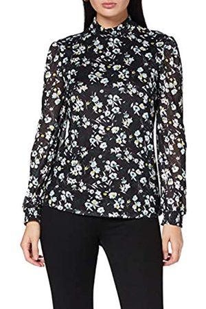 Garcia Damen V00209 Bluse, Black