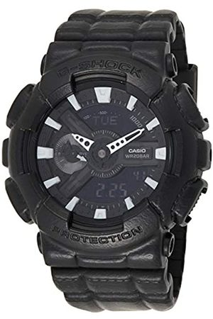 G-Shock Herren Analog-Digital Quarz Uhr mit Harz Armband GA-110BT-1AER