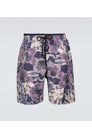 Isabel Marant Bedruckte Shorts Helani