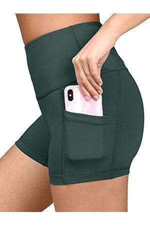 Yogalicious Yogalicious Biker-Shorts mit hoher Taille, sehr weich