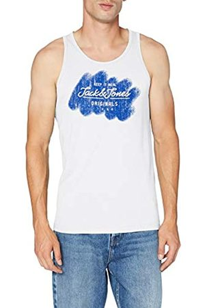 JACK & JONES Herren Shirts - Herren JORTORINO Tank TOP Trägershirt/Cami Shirt