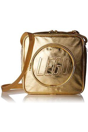 LEGO Wear LEGO Kinder-Handtasche mit Brick-Motivfarben (Gold) - CB0960-014B