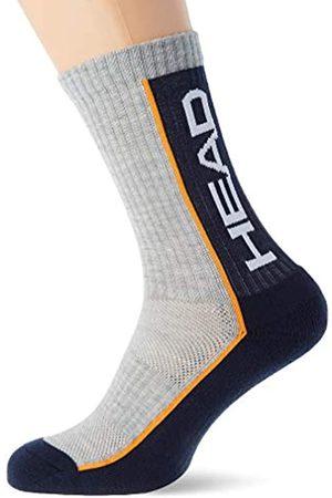 Head Unisex Performance Crew Socks Mannschaftssocken, /Navy
