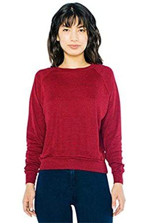 American Apparel Damen Blend Lightweight Long Sleeve Pullover