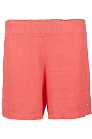 s.Oliver S.Oliver Damen Regular Fit: Leinenmix-Shorts 4510 44