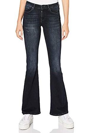 Only ONLY Damen ONLCAROLL Life REG SK Flare BB REA818 Jeans