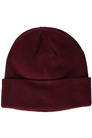 Build Your Brand Unisex-Adult Heavy Knit Beanie Hat
