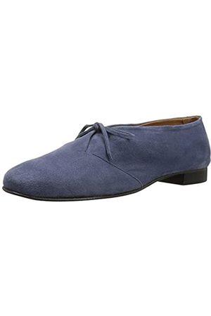 Coclico 2766-illite Damen Ballett flach, Blau (Meerblau (Atlantic))