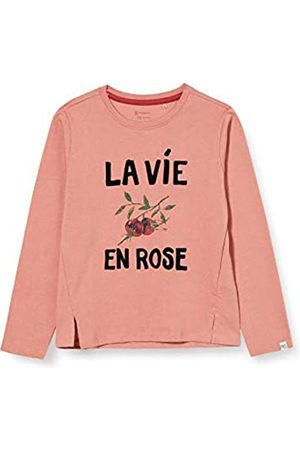 Noppies Noppies Mädchen G Tee ls Matwabeng T-Shirt, Ancient Pink-P603