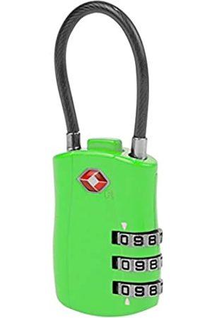 Travelon Travelon TSA akzeptiert Gepäck Kabel Lock (grün) - 13112 440