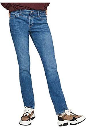 s.Oliver S.Oliver Damen Slim Fit: Slim leg-Jeans blue 46.30