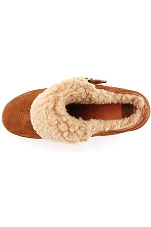 Pajar Women's Grace Casual Shoe,Cognac/Off-White