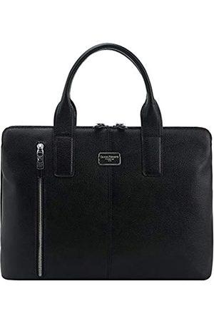 Giorgio Ferretti Italienisches Echtleder Handtasche für Herren Leder Laptop Messenger Bag Case Herren