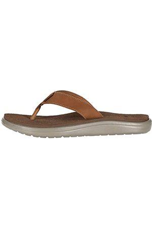 Teva Damen Voya Flip Leather Sandal Womens Zehentrenner