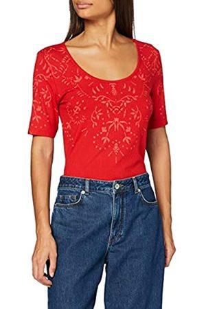 Desigual Damen Shirts - Womens TS_Lyon T-Shirt