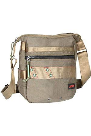 Larswon Larswon Umhängetasche Aktentasche Laptoptasche Kleiner 12 13 Zoll Messenger Bag Herrentasche Damentaschen Armeegrün