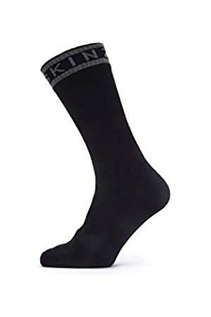 Sealskinz Unisex Waterproof Warm Weather Mid Length with Hydrostop Socken für Erwachsene, /
