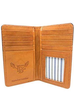 Leather book Lederbuch RFID CD-1802 10 Stück Klassisches Design, schlankes Kartenetui für 10 Kreditkarten, Rindsleder und Saffiano-Schwarzes Leder