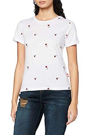 Lee Cooper Damen Flower Tee T-Shirt