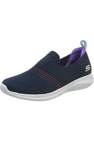 Skechers Damen Ultra Flex Sneaker