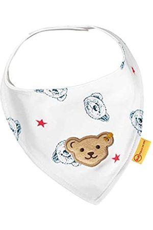 Steiff Jungen Handschuhe - Baby-Jungen mit süßer Teddybärapplikation Halstuch 2er Pack