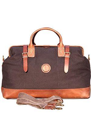 My style garment My style garment Msg Leder Weekender Bag Canvas Über Nacht Travel Reisetaschen Gym Tote A002 groß