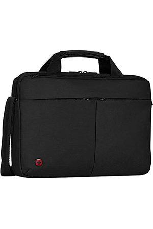 Wenger Wenger Format 14 Aktentasche, Laptoptasche zum Umhängen, Notebook bis 14 Zoll, Tablet bis 10 Zoll, 5 l, Damen Herren