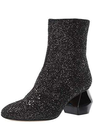 Emporio Armani Emporio Armani Womens Ankle Boot, Black/Black