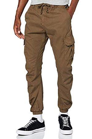 Urban classics Herren Cargohosen - Herren Cargo Jogging Pants Hose