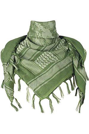 Explore Land Herren Schals - Schal aus Baumwolle mit Shemagh-Motiv - - Einheitsgröße