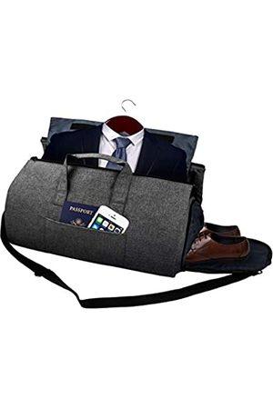 BUG BUG Kleidersäcke, wandelbarer Kleidersack mit Schultergurt, Schuhfach, Handgepäck Reiseanzug Taschen