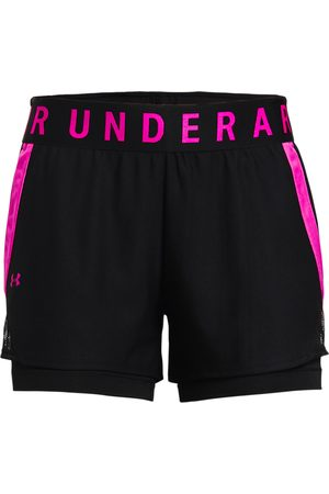 Under Armour Play Up 2-in-1 Funktionsshorts Damen