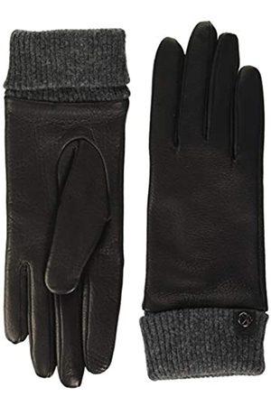 KESSLER Damen Handschuhe - Damen Eva Winter-Handschuhe, Black/Dark Grey 928