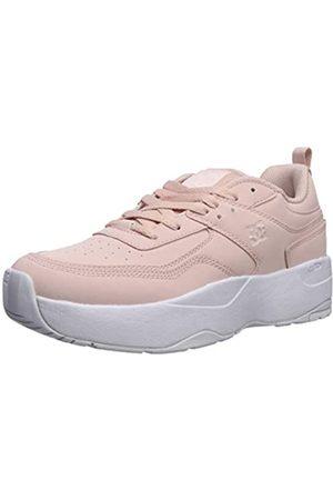 DC Damen E.tribeka Platform Skate-Schuh, Pink (Peachie Peach)