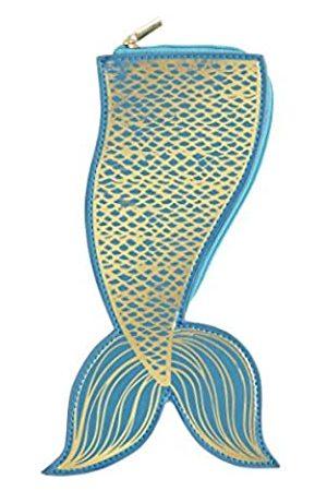 C.R. Gibson C.R. Gibson Hideaway Pouch-Mermaid-Schwanz (Türkis) - JHP-20221