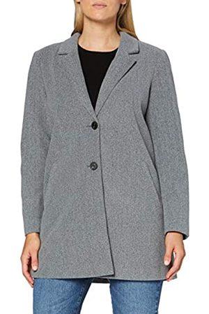 VERO MODA Female Jacke Knopfverschluss XLDark Grey Melange