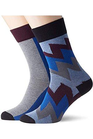 Hudson Herren Socken & Strümpfe - Herren Slide 2-Pack Socken