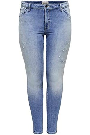 Carmakoma Damen Cropped - Damen CARCARMA Life REG SK Jogg des ANA716 Jeans