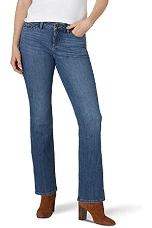 Lee Lee Damen Secretly Shapes Regular Fit Bootcut Jeans