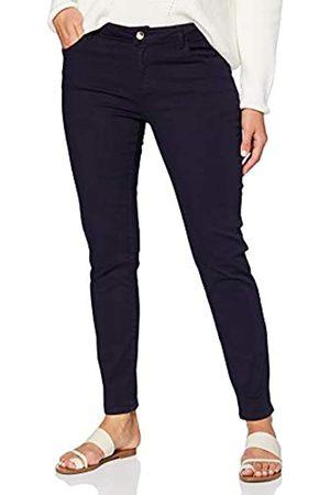 Morgan Damen Pantalon Skinny Taille Standard 5 Poches Petra Freizeithose