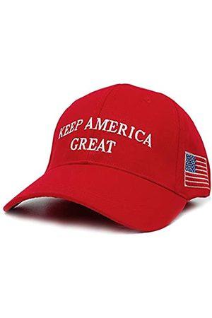 YAKER Hüte - Make America Great Again Donald Trump Cap Hat Unisex Verstellbare Mütze - - Einheitsgröße