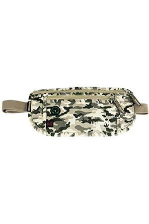 IDEAWIN Reise-Geldgürtel, RFID-blockierend, Reisebrieftasche, Reisepasshalter