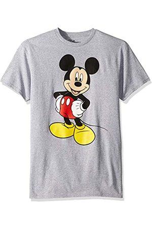 Disney Herren Mickey Wash Short Sleeve T-Shirt