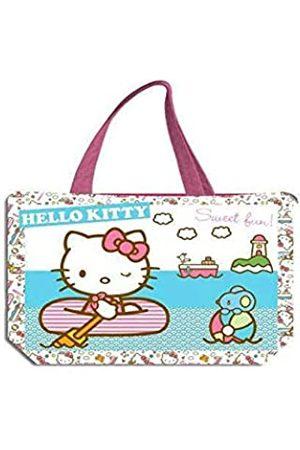 Hello Kitty Hello Kitty 2018 Strandtasche, Stoff, 34 cm
