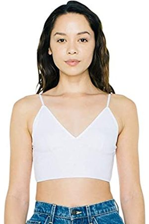 American Apparel Damen Cotton 2x2 Sofia Bralette BH