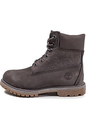 Timberland Damen 6 In Premium Boot W A1K3P Sneaker, Mehrfarbig (Grey 001)