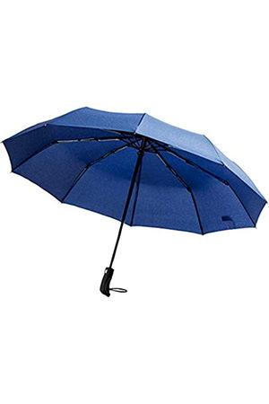 KENGEL Kengel Reise-Regenschirm, 10 Bons Automatischer Regenschirm, leicht, faltbar, Winddicht, automatisch, Einhandbedienung